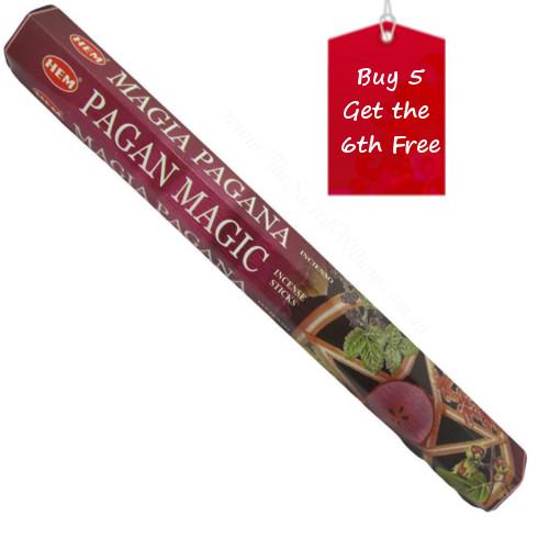 Pagan Magic Hem Incense Sticks 20g