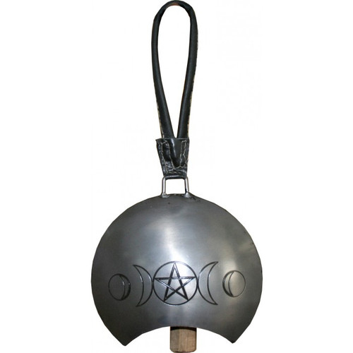 Pentagram Clearing Bell Large 27cm