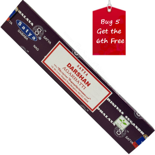 Satya Darshan Incense Sticks 15g