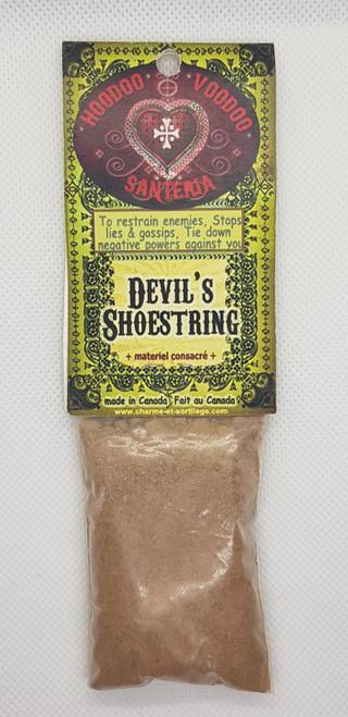 Hoodoo Voodoo Santeria Devil's Shoestring