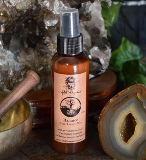 Lyllith Dragonheart Balance Auric Energy Handmade Mist Spray 125ml