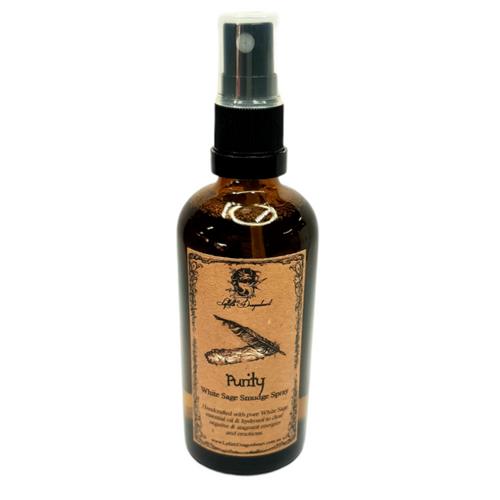 Lyllith Dragonheart Purity Smudge Handmade Mist Spray 125ml  WAS $29.95 NOW $24