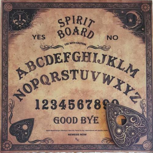 Nemisis Spirit Board / Ouija Board