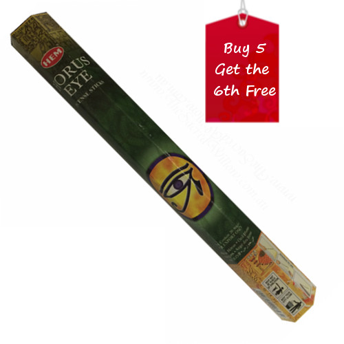 Horus Eye Hem Incense