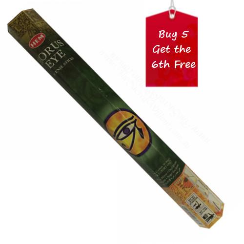 Horus Eye Hem Incense