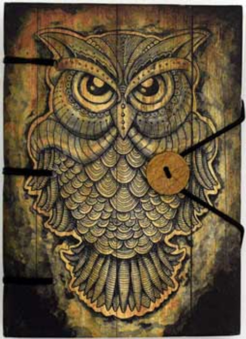 Owl journal / Book of Shadows