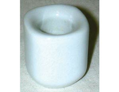 Chime Candle Holder Ceramic White 26mm