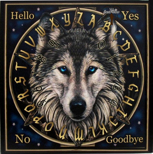 Wolf Spirit Board / Ouija Board