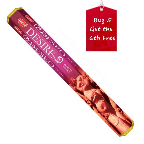 Desire Hem Incense