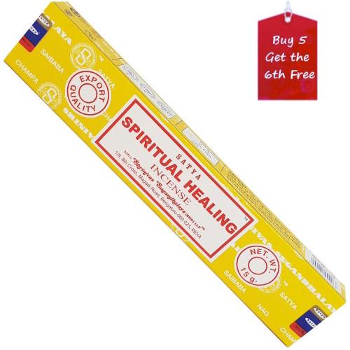 Satya Spiritual Healing Incense Sticks 15g