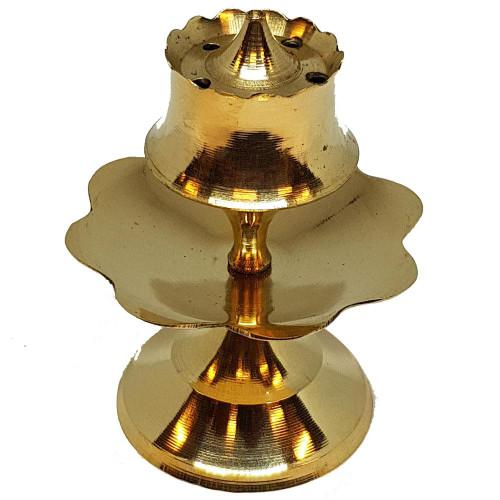 Brass Incense Burner 8cm