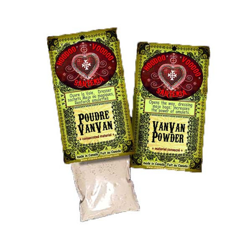 Hoodoo Voodoo Santeria Van Van Powder 14gm