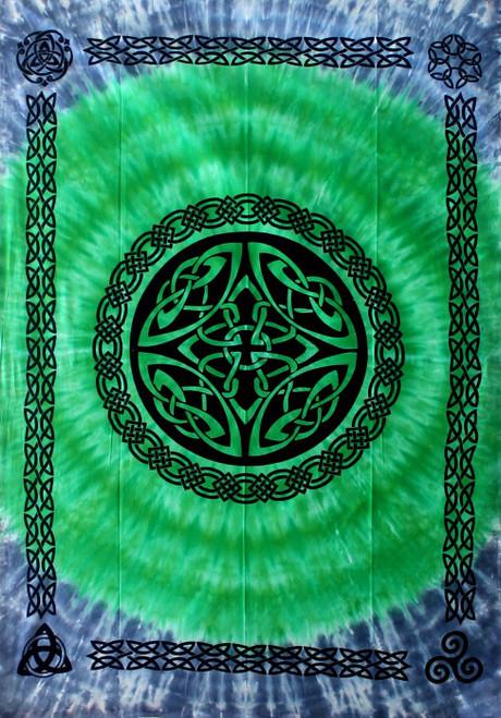 Celtic Tapestry 208cm x 147cm 100% Cotton