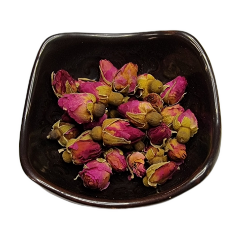 Rose Buds Red (Rosa rugosa) Dried Flower