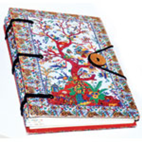 Tree of Life Parchment Journal/Spell Book 17cm x 12cm