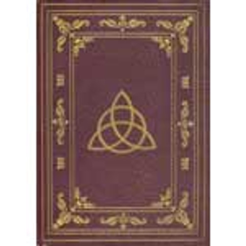 Triquetra Spell Book/Journal (Blank)