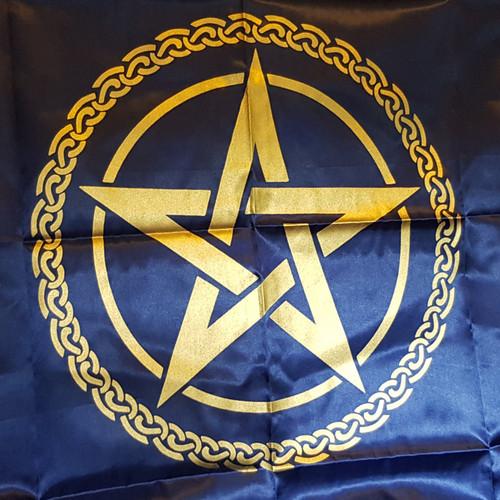 100cm Navy Blue Altar Cloth