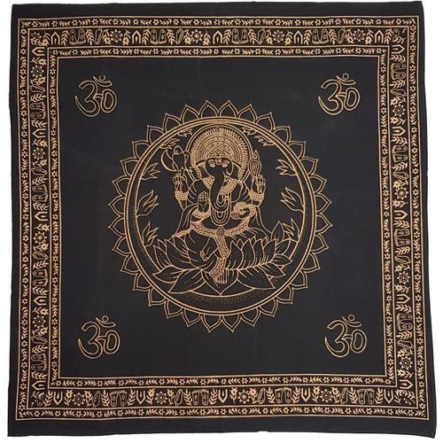Ganesh Altar Cloth 1m x 1m