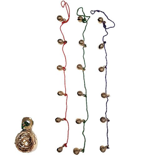 Om Brass Bell String