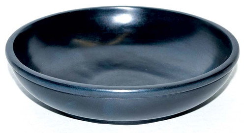 Black Stone Scrying Bowl 15cm