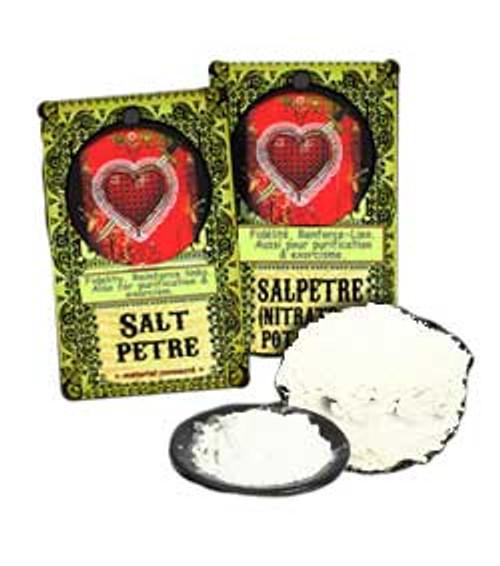 Hoodoo Voodoo Santeria Salt Petre 30gm