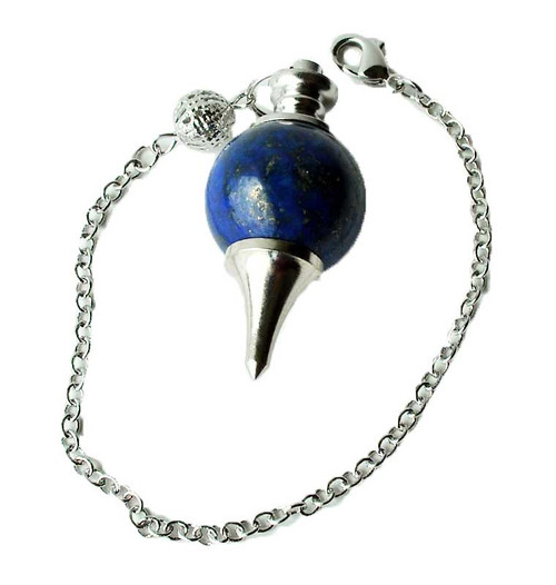 Lapis Lazuli Ball Pendulum 23cm