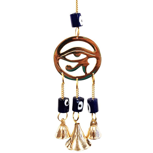 Evil Eye/Eye of Horus Wind Chime