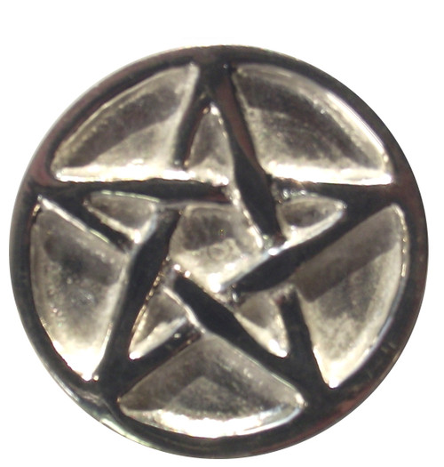 Pentagram Altar Coin 3cm