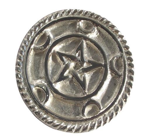 Pentagram Altar Tile 7.5cm