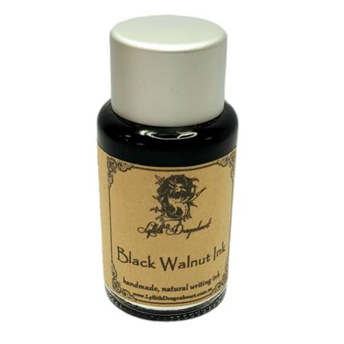 Natural Ink - Lyllith Dragonheart - Black Walnut