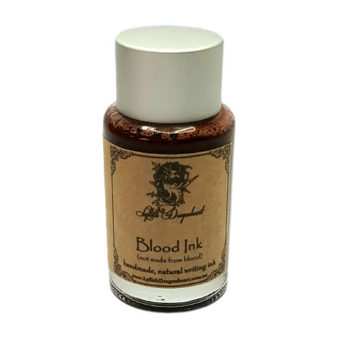 Natural Ink - Lyllith Dragonheart - Blood Red