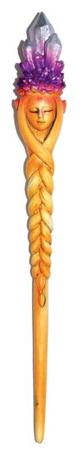 Blond Elf Wand 24cm