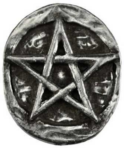 Pentagram Pocket Stone 2cm