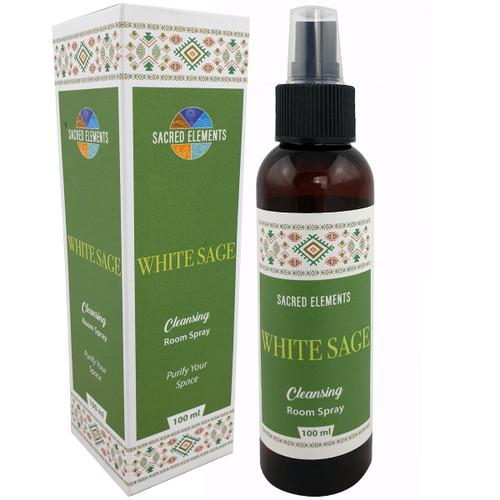 Sacred Elements White Sage Room Spray 100ml