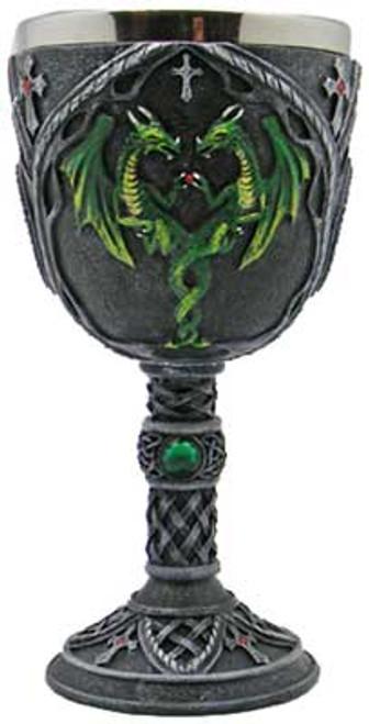 Green Dragon Chalice
