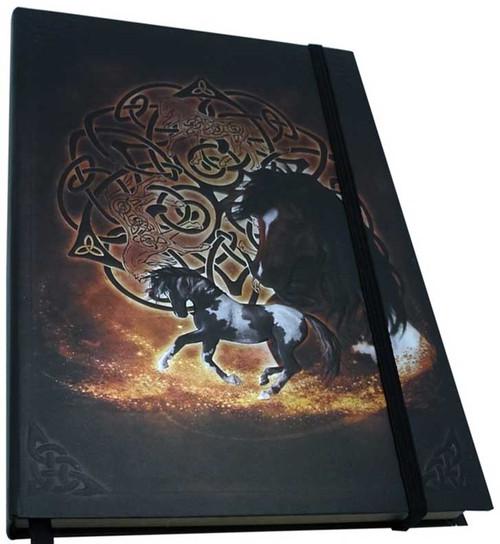 Celtic Horse Spell Book /Journal 14.5 x 21cm