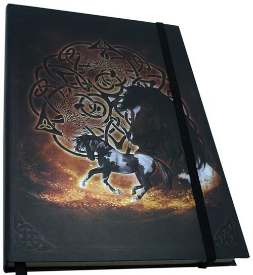 Celtic Horse Spell Book /Journal 14.5 x 21cm