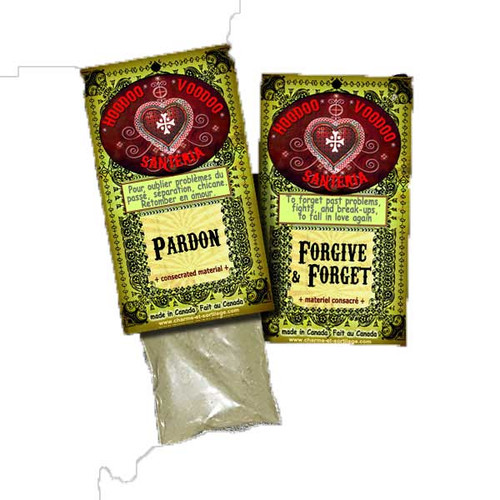 Forgive and Forget (Pardon) Powder Voodoo Santeria 15g