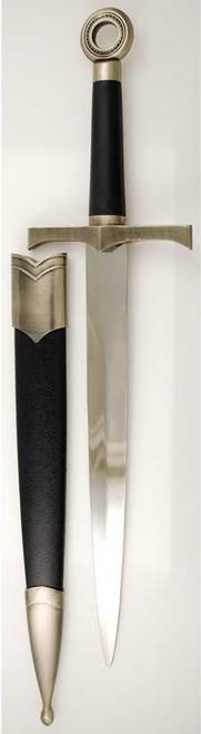 Black Medieval Athame 14 inch