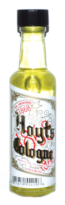 Hoyt's Cologne 1868 3/4 Fluid Oz. 22mls