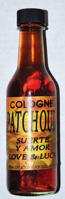 Patchouli Root Cologne 5 fl oz. 147mls