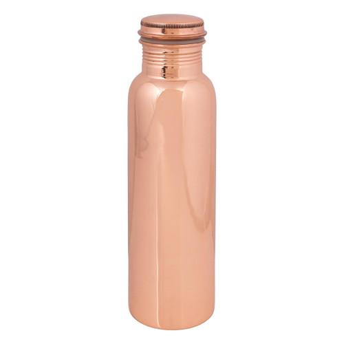 Copper Drinking Bottle 950ml 26cm