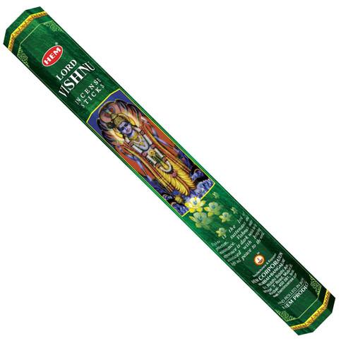 Lord Vishnu Hem Incense Sticks 20 gram Hexagonal