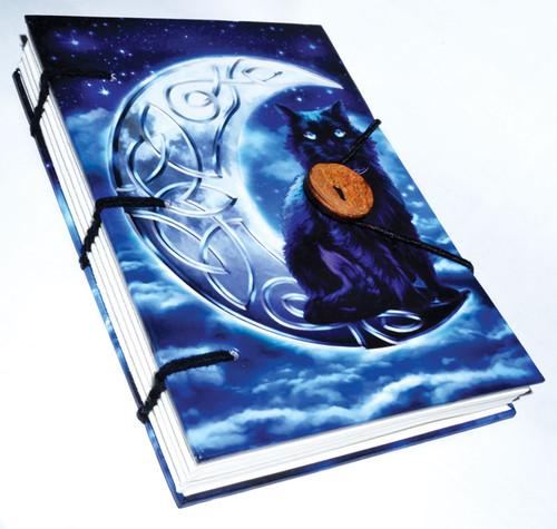 Moon Cat Journal