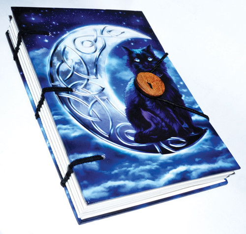 Moon Cat Journal