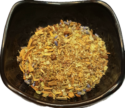 Unwind 20g Resin and Herb Ritual Incense