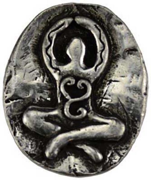 Goddess Pocket Stone 2cm