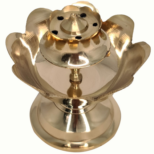 Brass Incense Burner 4.5cm