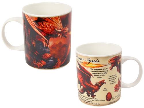 "Anne Stokes ""Fire Dragon"" Mug"