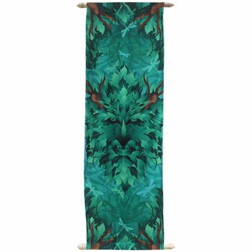 Greenman French Crepe Banner 36cm x 90cm